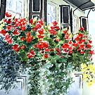 Charleston Windowbox by LinFrye