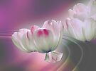 Flying petals by LudaNayvelt