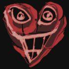 smiling heart by aleksandar: aleksandaronline.com