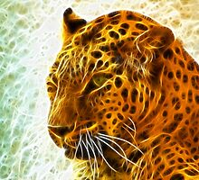 cheetah fractalius  by Aimelle