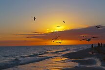 Day's End by Karen Checca