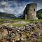 Dolbadarn Castle, Llanberis by Angie Latham