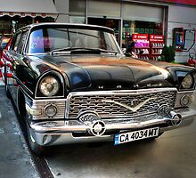 Vintage Russian Gaz  by john0