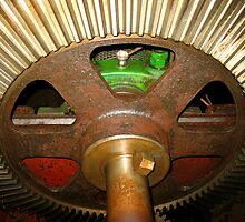 Kempton Great Engine Crownwheel by Muncher