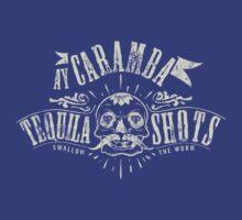 Quote - Ay-Caramba Tequila Shots by ccorkin