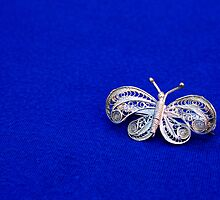 Filigree Butterfly by mayapet