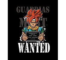 Guardias Most Wanted Photographic Print