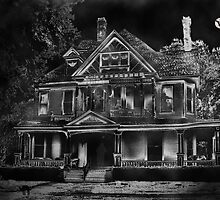 The Shreveport Haunted House by racystcy27