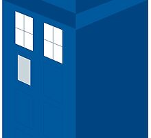 Dr. Who Tardis by ermgraphics