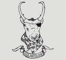 Vigilantelope by scruffian