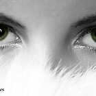 Green Eyes by connieelaine