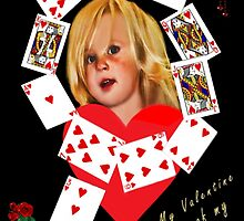 ✿♥‿♥✿   Queen of Hearts Valentine ✿♥‿♥✿    by ✿✿ Bonita ✿✿ ђєℓℓσ