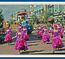 Disneyland Parade (France) by satwant