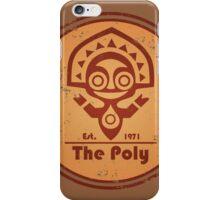 Disney - Polynesian Resort V.01 iPhone Case/Skin