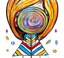 I Love Lollies by © Karin  Taylor
