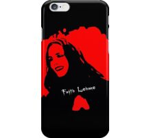 Faith Lehane iPhone Case/Skin