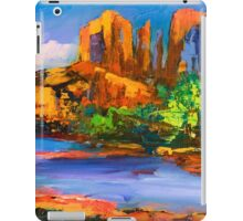 Cathedral Rock Afternoon iPad Case/Skin