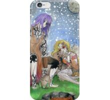 Medieval Dark Magicians iPhone Case/Skin