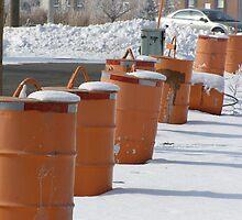 Barrels by Chris Earl