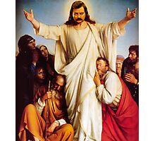 Jesus Ron Photographic Print