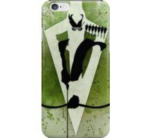 Green Arrow Splash iPhone Case/Skin