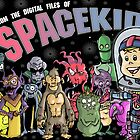 From the Digital Files of SpaceKid! by Steven Novak