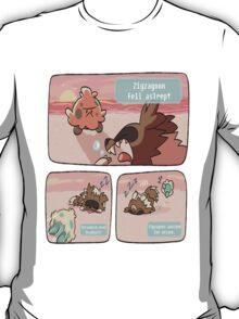 pokemon funny scene T-Shirt
