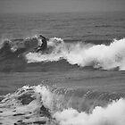 Kyle Storm Surf by Jason Lee Jodoin