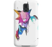 Gastly, haunter and gengar megacool evolution line Samsung Galaxy Case/Skin