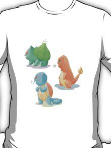 pokemon 1st gen cool design T-Shirt