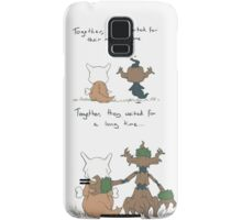 forever friends marowak and trevenant Samsung Galaxy Case/Skin