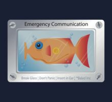 Emergency Communication | Break Glass | Don't Panic | Insert in Ear | Babel Inc by 8eye