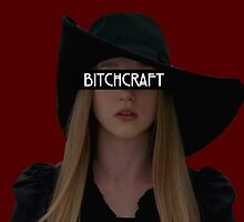 Zoe Benson - Bitchcraft by annacadams
