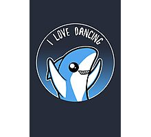 I love dancing Photographic Print