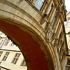Bridge of Sighs, Oxford by jomfix