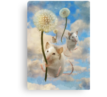 Dandemouselings Canvas Print