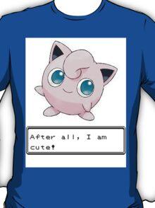 Pokemon Jigglypuff Cute T-Shirt