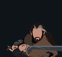 Thorin Oakenshield by Diddlys-Shop