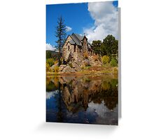 The Chapel On The Rock Greeting Card