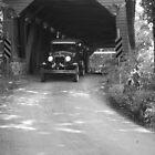 Model A & Covered bridge by Cassy Greenawalt