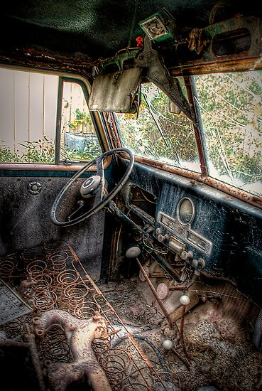 The Interior... II  by raberry