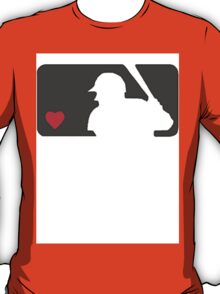 MLB Baseball Love At Night T-Shirt