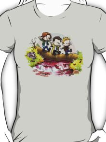 Team Free Will Goes Exploring T-Shirt