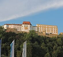 Vesta Oberhaus, Passau, Germany by Margaret  Hyde