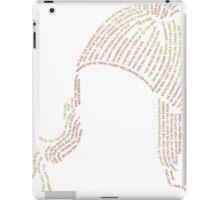 Cunning Hat iPad Case/Skin