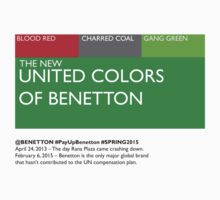 The New United Colors of Benetton by lakazdi
