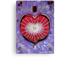 ENLIGHTENED HEARTS Canvas Print