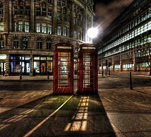 Night Calls - MK III by NrthLondonBoy