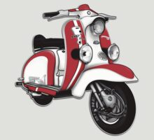 TV 175 Series 1 Mod style racer. by Anthony Armstrong