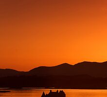 Castle Stalker by Graham  Cormie
